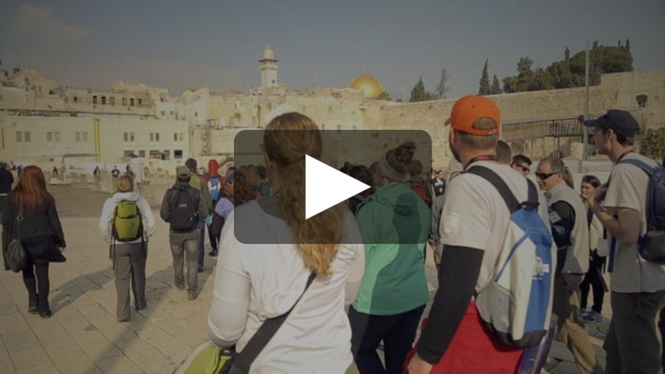 Come to Israel With Us!